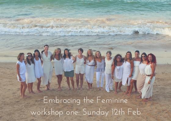 Embracing the Feminine